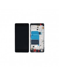 LCD + Touch Huawei P8 Lite Smart Nero + Frame