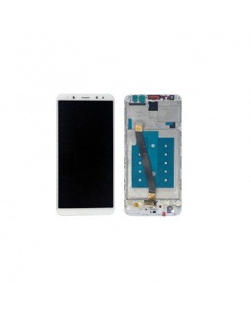 LCD + Touch Huawei Mate 10 Lite Bianco + Frame