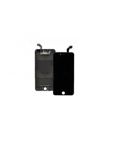 LCD DISPLAY + TOUCH SCREEN VETRO IPHONE 5S/SE NERO MIC