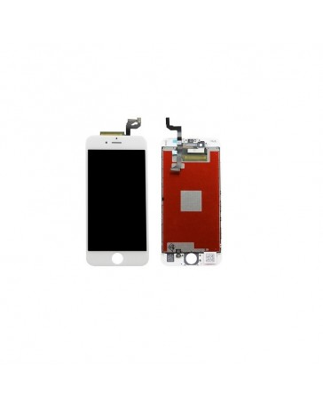 LCD DISPLAY + TOUCH SCREEN VETRO IPHONE 6 PLUS BIANCO MIC